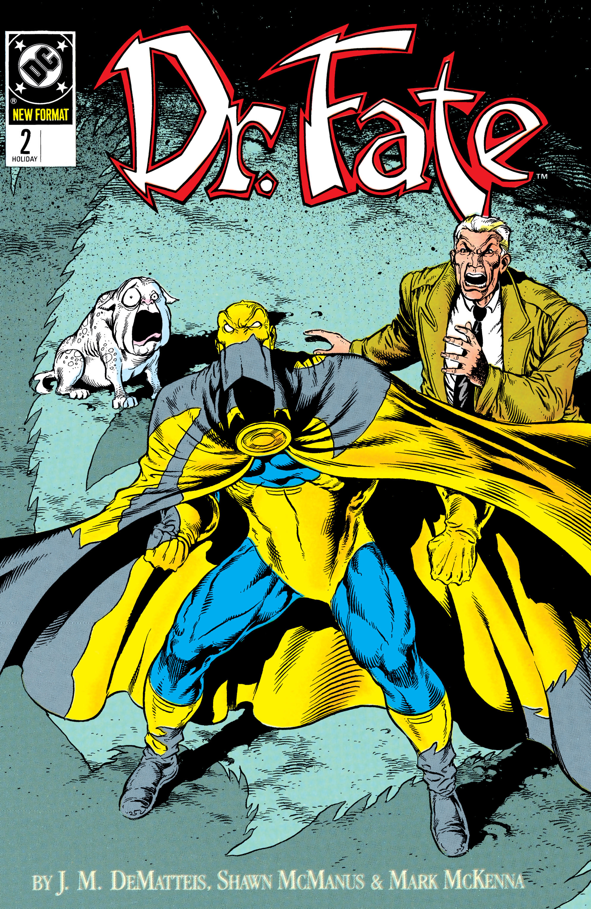 Doctor Fate (1988) 2 Page 1