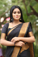 Poorna in Cute Backless Choli Saree Stunning Beauty at Avantika Movie platinum Disc Function ~  Exclusive 131.JPG
