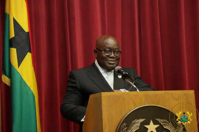 """Economic Indices Healthy, Pointing In The Right Direction"" – President Akufo-Addo"