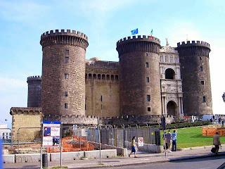 Italia. Italy. Italie. Campania. Nápoles. Napoli. Napule. Naples. Castell Nuovo