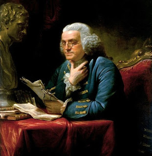 Biografi Benjamin Franklin