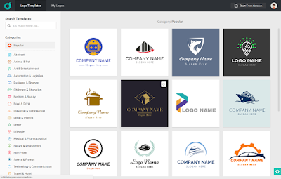 Design Professional Logo with DesignEvo