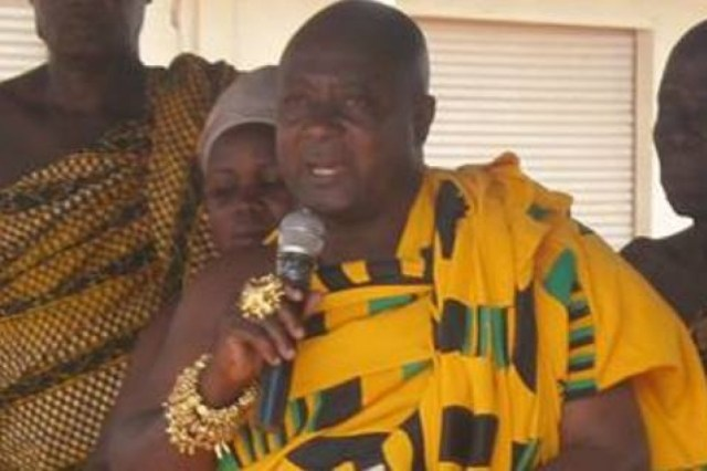 Sunyani Traditional Council rejects B/A minister-designate