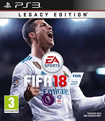 FIFA 18: Legacy Edition PS3 Torrent