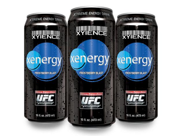 Sugarless Energy Drinks