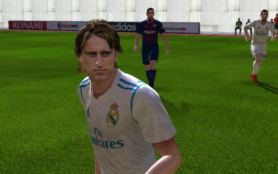 Pes 2008 Next Season Patch 2018 By Micano4u