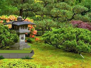 Juego Japanese Garden Escape Solución
