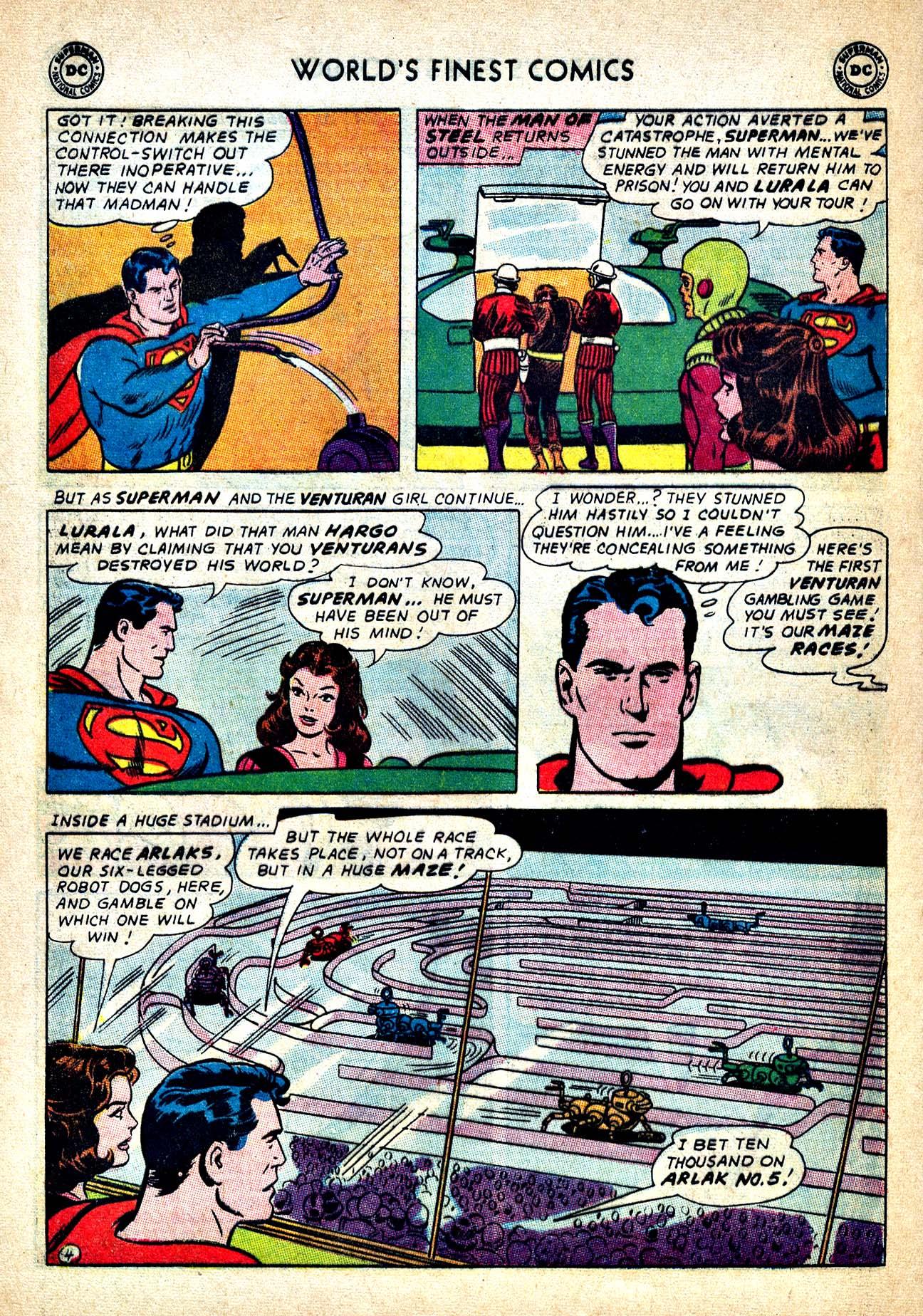 Read online World's Finest Comics comic -  Issue #150 - 16