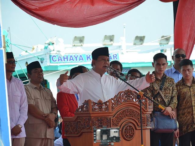 Tim Prabowo: Kami Hormati Undangan Tes Baca Alquran dari Da'i Aceh, tapi...