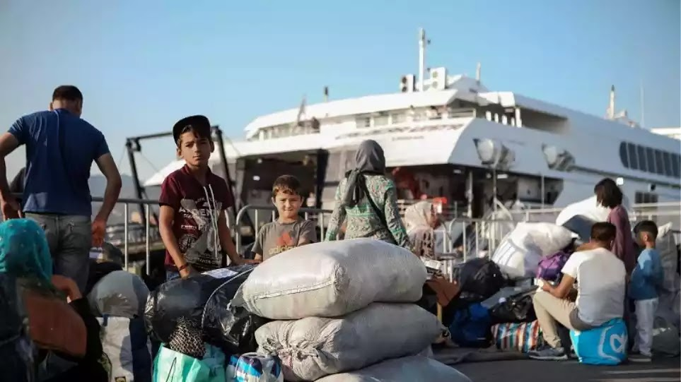 Πάνω από 46.000 πρόσφυγες και μετανάστες έφτασαν στο Βόρειο Αιγαίο το 2019