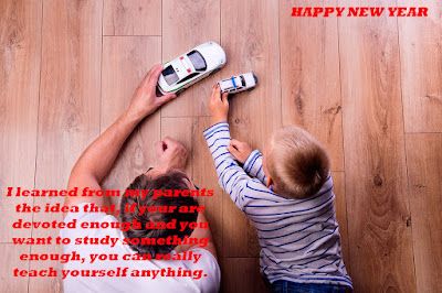 new year wishes for parents hd photos 2017