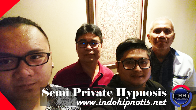 Semi Private Hipnotis Jakarta 30 September 2018