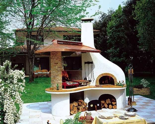 Dise o de hornos para tu casa decoraci n del hogar dise o de interiores c mo decorar design - Hornos para casa ...