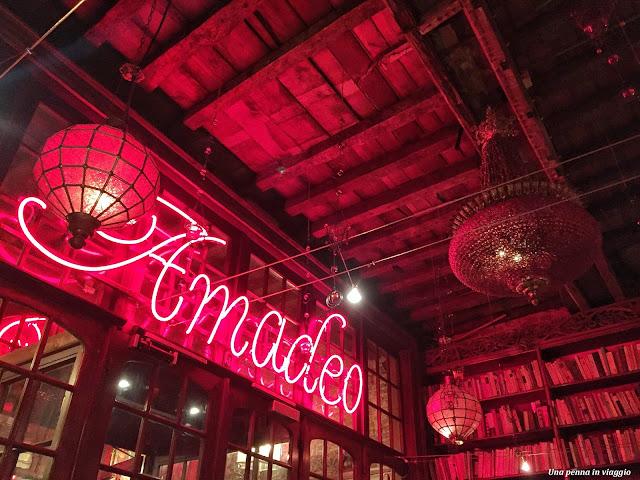 Amadeo ristorante Bruxelles