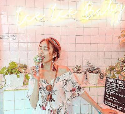 Tempat Kuliner Es Kream Yang Unik dan Enak