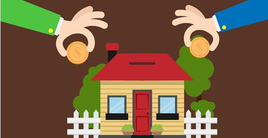 Câu chuyện góp tiền mua nhà đất với người thân và cái kết đắng lòng