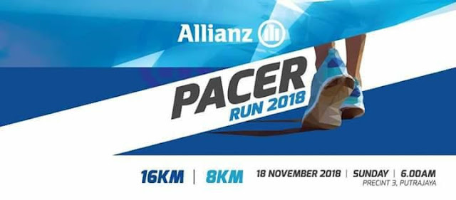 Allianz @ Pacer Run 2018