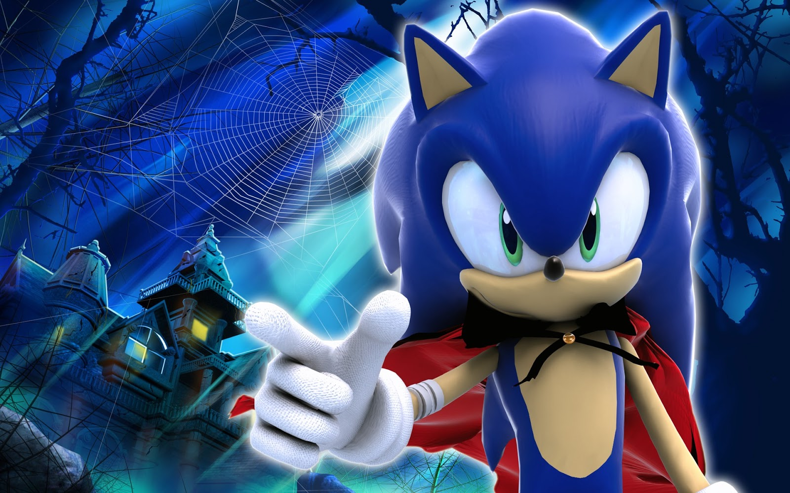 Sonic The Hedgehog Wallpaper HD
