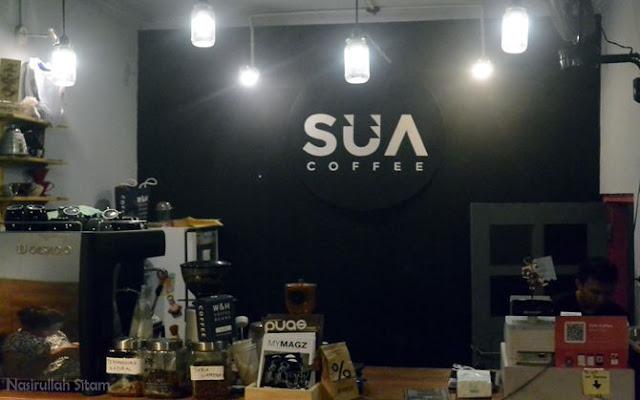 Kedai Sua Coffee Demangan