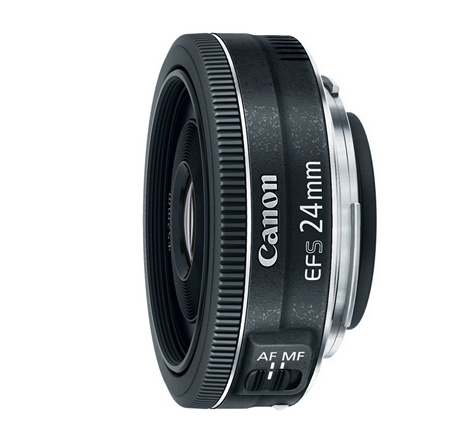 Canon EF-S 24mm f/2.8 STM Lens: Links to professional / consumer reviews