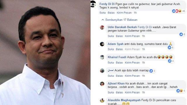 Bebaskan Pajak PBB Veteran dan Pejuang Kemerdekaan, Sosok Anies jadi Rebutan Netizen
