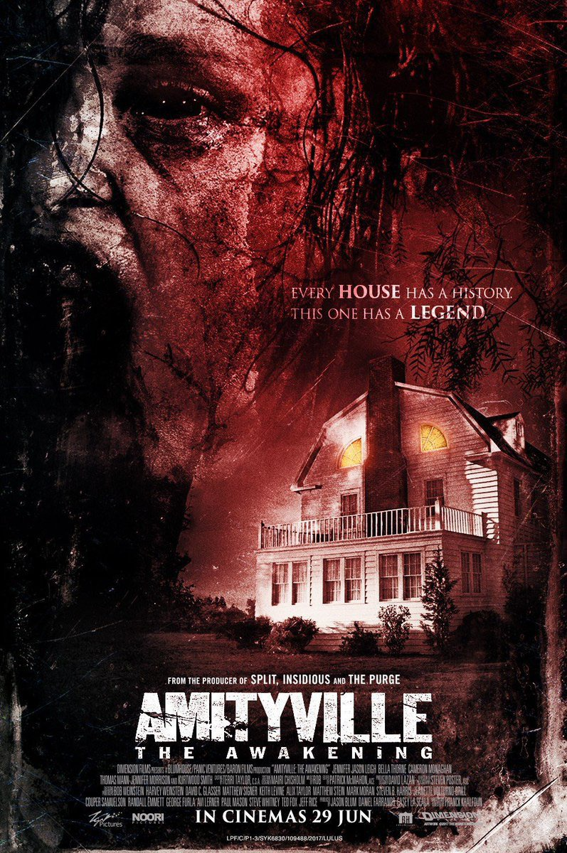 Amityville: The Awakening [2017] [DVDR] [NTSC] [Latino 5.1] [CUSTOM HD]