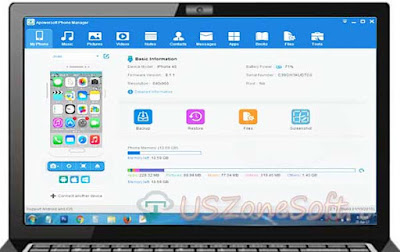Apowersoft Phone Manager Free Download For Android And iOS Mobile Management