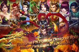 DragonBlade - Realtime PK War