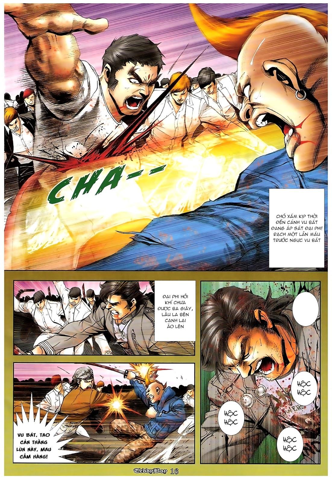 Người Trong Giang Hồ - Chapter 1227: Thái Tử Chung Cực Chiến - Pic 14