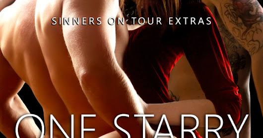 RESENHA: One Starry Night - Olivia Cunning (Sinners On Tour 6.6)