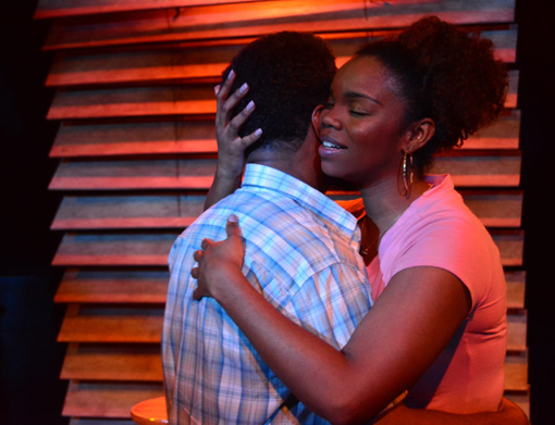 Klook and Vinette | Horizon Theatre | Photo by Russell Scott