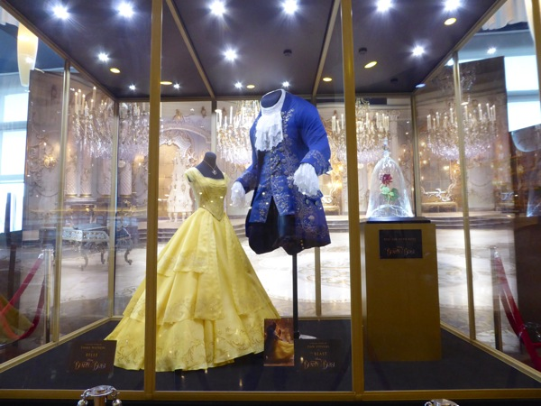 Beauty and the Beast live-action film costumes