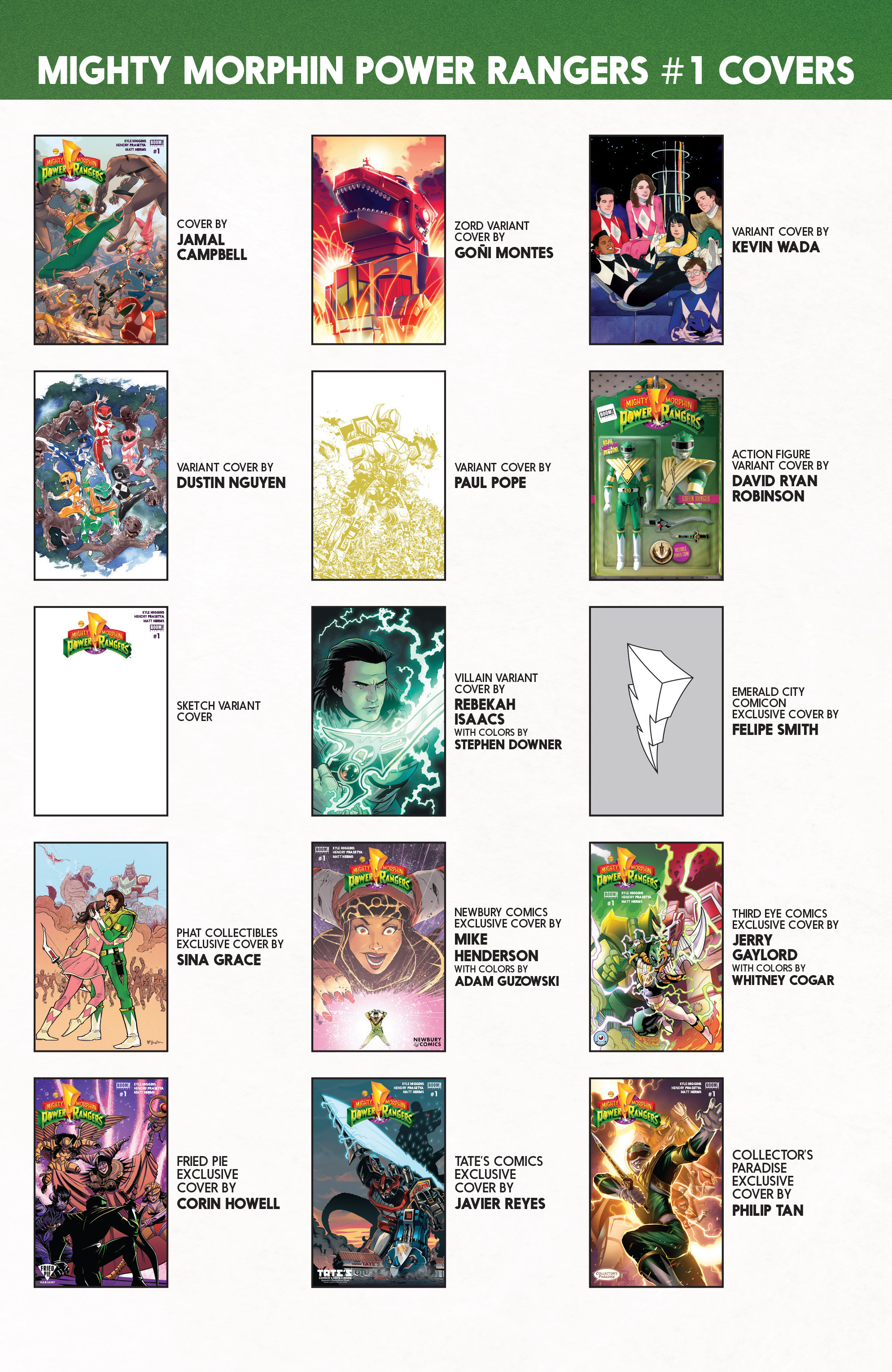 Read online Mighty Morphin Power Rangers comic -  Issue #1 - 24