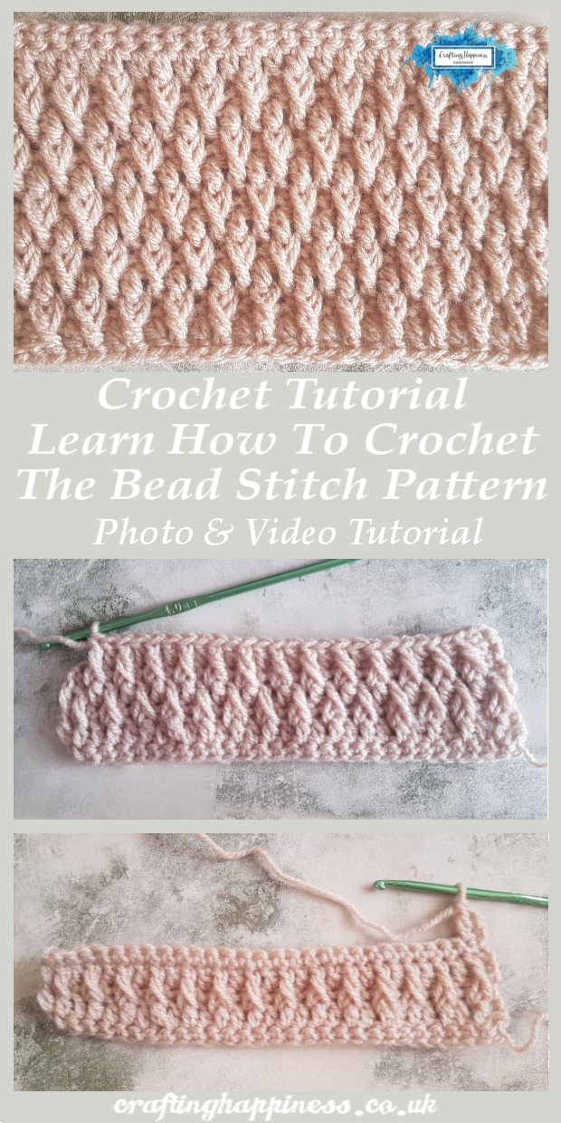 Crochet Tutorial Learn How To Crochet The Alpine Stitch Pattern