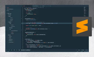 10+ Giao Diện Đẹp Xuất Sắc Cho SUBLIME TEXT 3