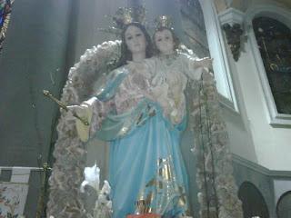 Nuestra Señora María Auxiliadora, Europa (Siglo 16)