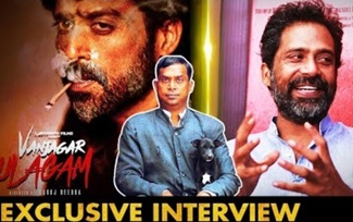 Actor Guru Somasundaram Interview | Vanjagar Ulagam