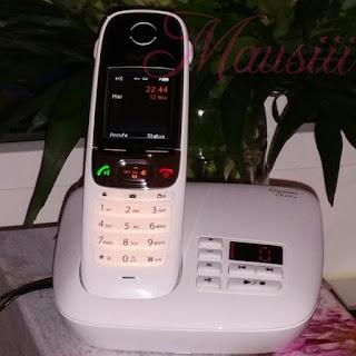 Telefon an