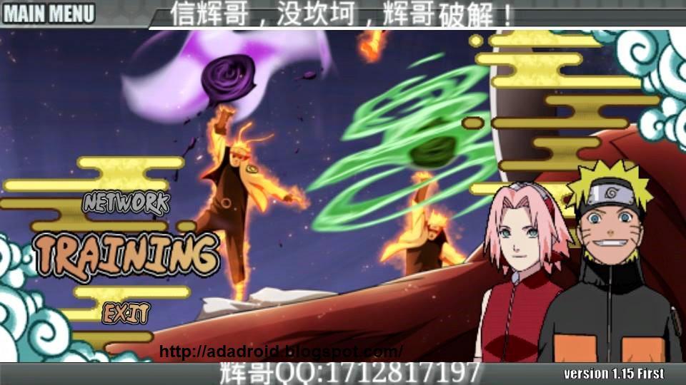 Download Game Naruto Ultimate Ninja Storm 4 Mod