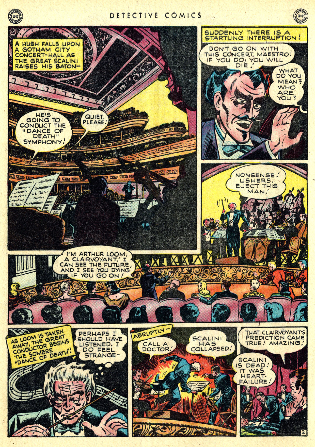 Read online Detective Comics (1937) comic -  Issue #133 - 4