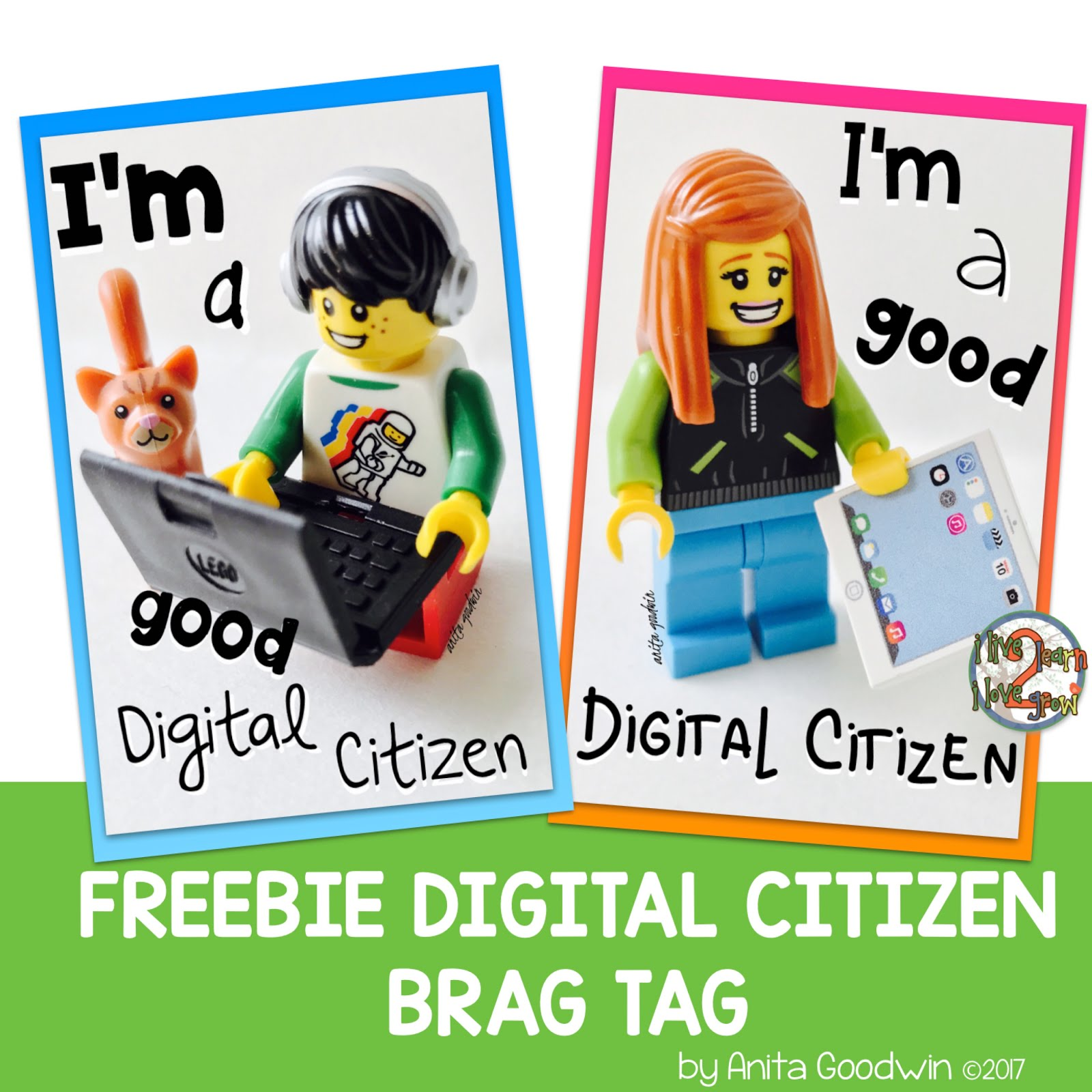 Digital Citizen Tips For The Elementary Classroom