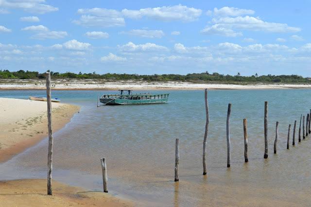 Brésil, Jericoacoara, lagoa Paraiso