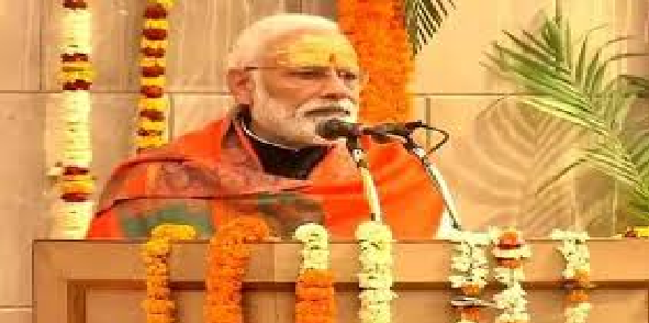 Pradhanmantri-modi-ne-vishwnath-coridoar-ki-rakhi-aaadharshila