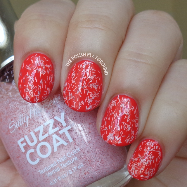 Sally Hansen Fuzzy Coat Wool Lite