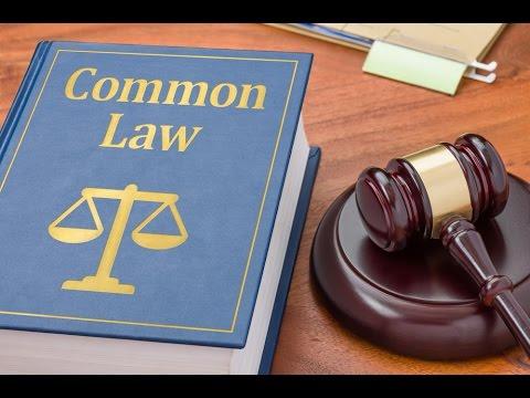 Qué es el Common Law