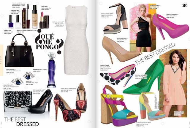 Zapatos de Andrea teen Primavera 2018 en línea