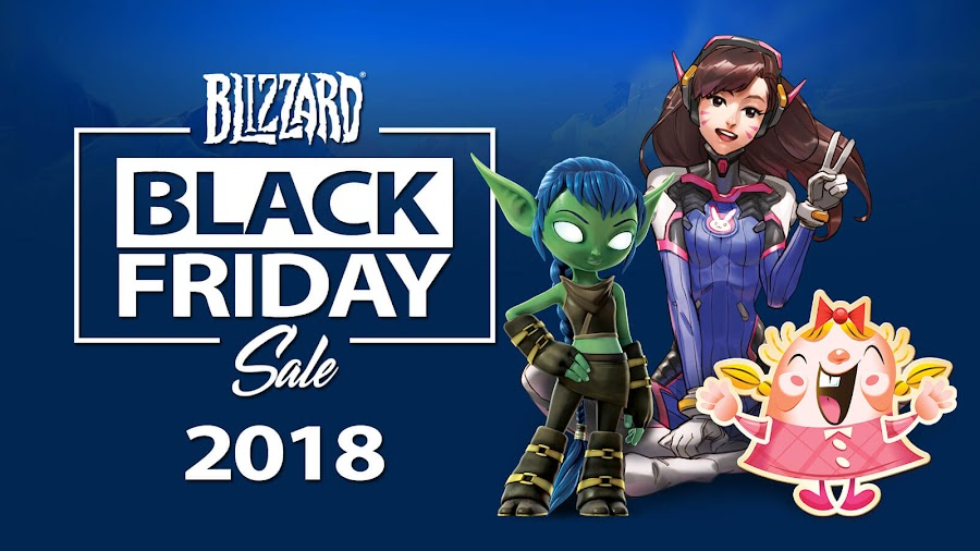 blizzard black friday 2018 sale