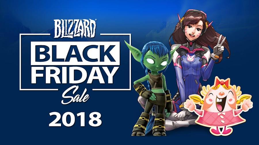 blizzard black friday 2018 sale