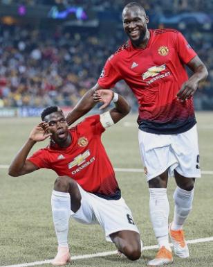Pogba will not captain Man Utd again - Mourinho