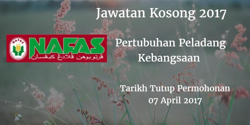 Jawatan Kosong Nafas 07 April 2017